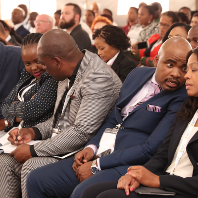 Thembelihle Project Launch 2