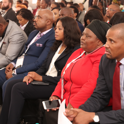 Thembelihle Project Launch 3